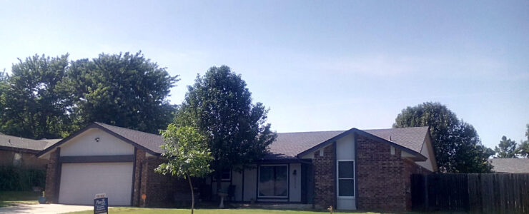 2213 Cottonwood Rd, Norman – RENTED
